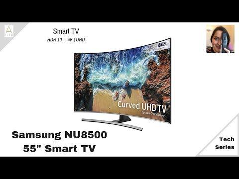 Samsung TV NU8500   SmartTV   HDR10+   Testing   Tech Series