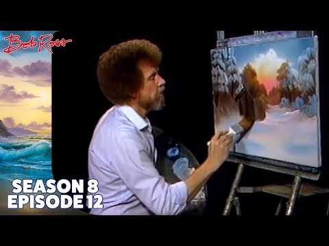 Bob Ross - Lonely Retreat (Season 8 Episode 12)