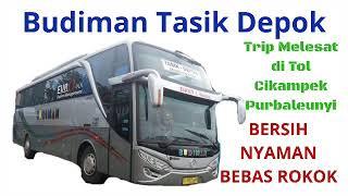 Download Video Penumpang Sepi Jadi Lebih Nyaman - Trip Bus Budiman Depok Tasik MP3 3GP MP4