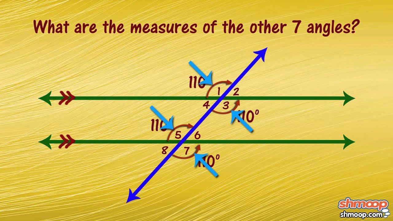 medium resolution of Parallel Lines
