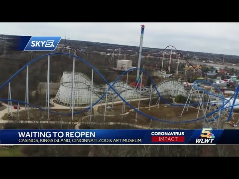 With June around the corner, Ohio zoos, museums, amusement parks grow impatient waiting for DeWine