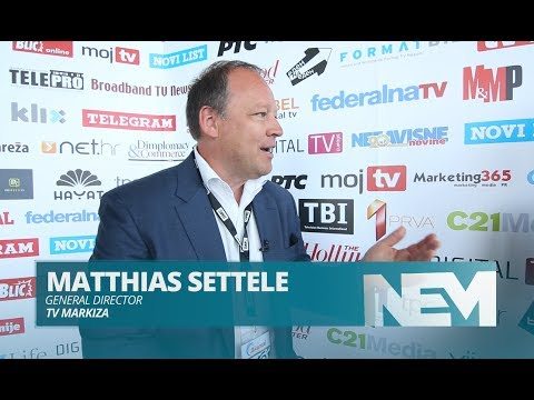 Matthias Settele Interview - NEM 2017