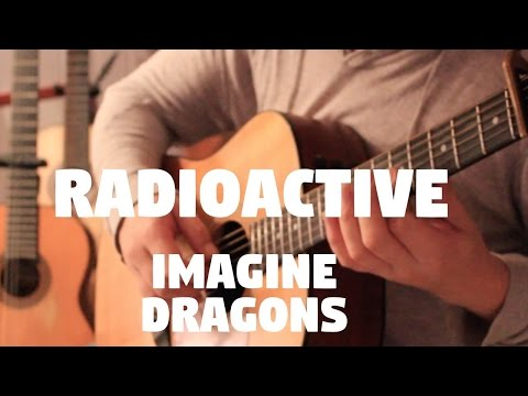 "Imagine Dragons ""Radioactive"" on Fingerstyle by Fabio Lima"