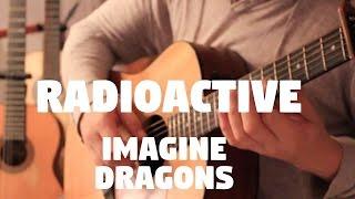 "Imagine Dragons ""Radioactive"" on Fingerstyle by Fabio Lima"