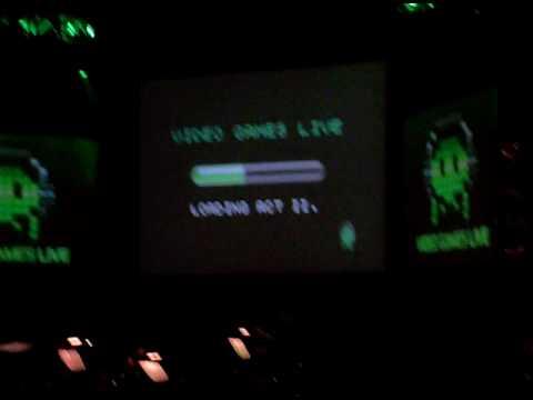 Loading: Video Games Live! 7/27/09 Cincinnati, OH