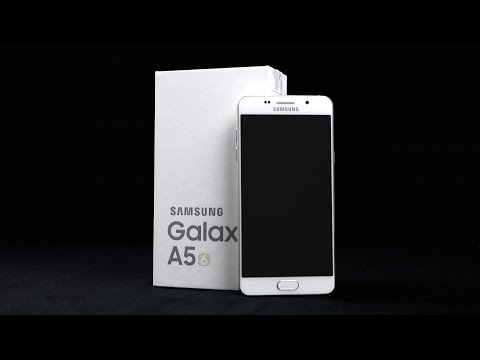 Unboxing: Samsung Galaxy A5 2016 (Deutsch) | SwagTab