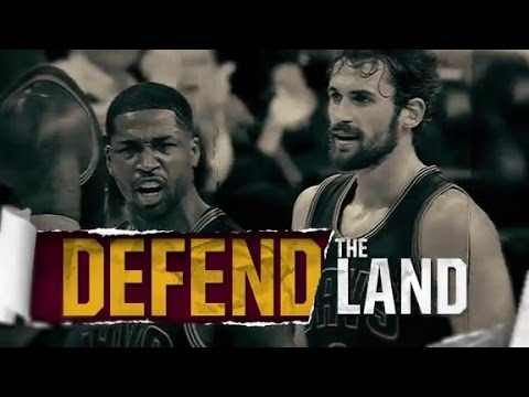 "CLEVELAND CAVALIERS 2017 PLAYOFF HYPE MIX -""BALLIN"""