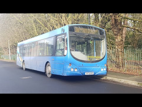 Ex Whippet ConneXions Buses Scania L94UB Wright Solar (X474 AHE)