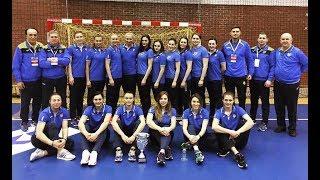 Гандбол, женщины. Украина-Испания. Отбор на чемпионат мира-2017. Онлайн трансляция