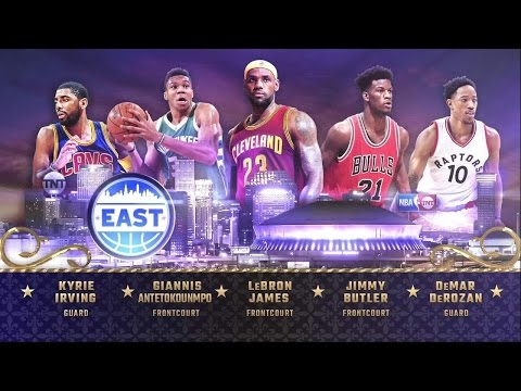 Top Plays From 2017 Eastern Conference All Stars
