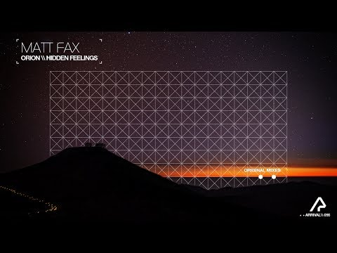 Matt Fax - Orion (Original Mix) [Silk Music]