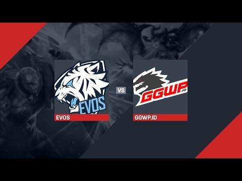 ESL Indonesia Championship - AOV: Semifinals (SES Vs BIGETRON, EVOS Vs GGWP ID)