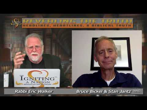 Rabbi Walker & Stan Jantz discuss the book The toughest questions about Suffering and Evil 09 06 201