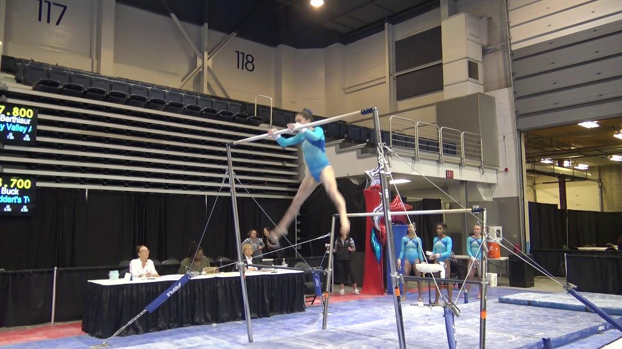 Lily Clapper, Gym America   L10 Bars 2018 Michigan State Meet