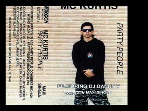 MC Kurtis - Party People