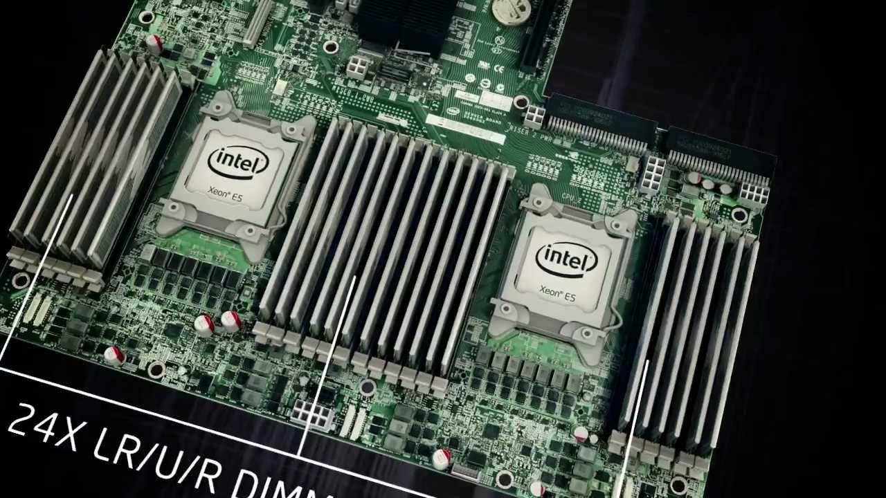 Intel S2600CW2 Server Board OFU Mac