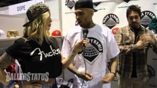 Agenda Show With Bridget Blonde (Pt. 1) The Blonde Locks, Chris Brown, Brooklyn Projects