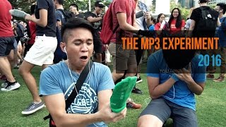 the mp3 experiment 2016