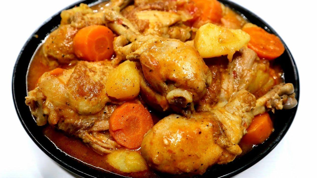 #สตูไก่ สูตรนี้ทำง่าย เครื่องเทศไทยๆหาได้ในครัวคุณ
