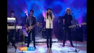 "Selena Gomez on GMTV - Sings ""Naturally"""
