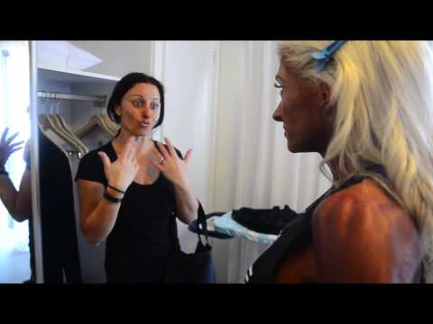 Bikini Models Inc. TV Episode 4 - Series 1 Behind the scenes of the competition beauty lounge