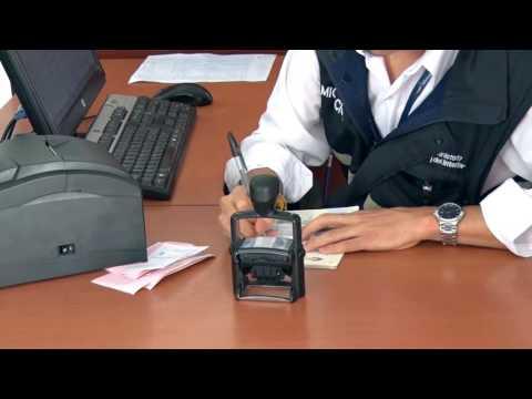 Nuevo Sistema Migratorio Ecuatoriano agilita el paso de viajeros en la frontera de Huaquillas from YouTube · Duration:  1 minutes 34 seconds