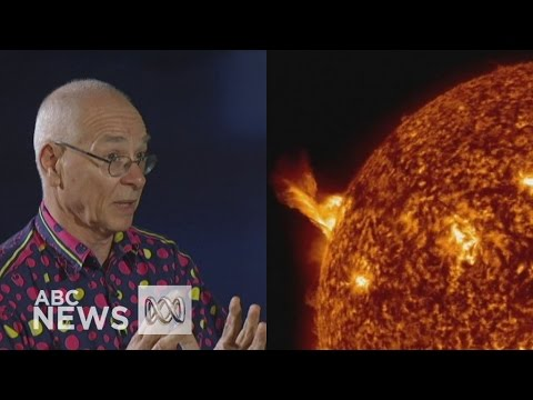 Dr Karl: How the Sun will die (and why the surface is weird)