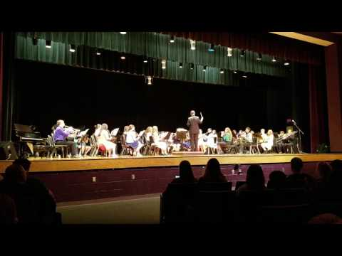 Glen Este High School - Last Concert - Alma Mater