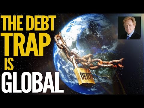 The Debt Trap Is Global - Mike Maloney