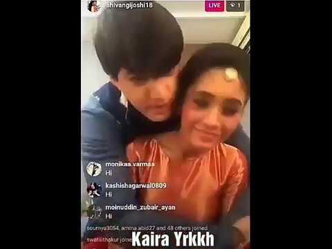 Shivangi Mohsin-Kaira Full LIVE Chat On 22-10-2017