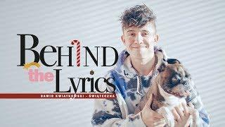 Behind The Lyrics: Dawid Kwiatkowski - Świąteczna
