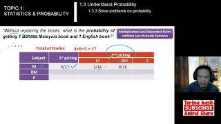 [1.3.3 Ex.7] #Mathematics-3 - SOLVE PROBLEMS ON PROBABILITY