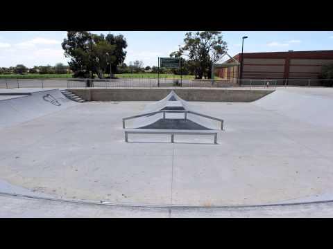 Skate Park Fleet Hampshire