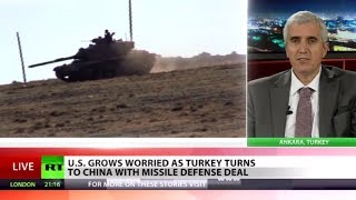 Made in China? Turkey shuns NATO through missile deal with Beijing