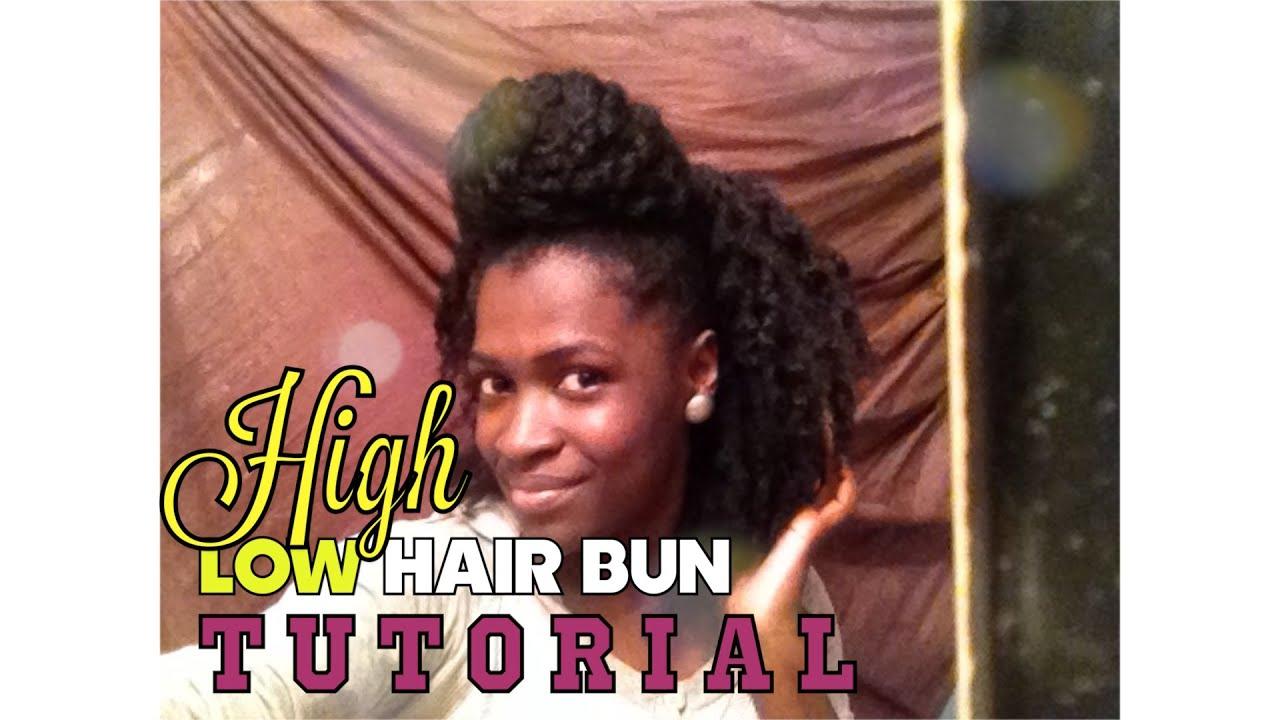 Half Top Knot Natural Hair Half Up Half Down Natural Hairstyles