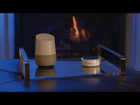 Google Home & Alexa Have A Conversation And Order Food Delivery Via FoodMonkey