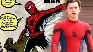 Spider-Man Homecoming suit features Under Arm webbing!