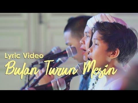 Gen Halilintar - Lyric Video Ramadhan Bulan Turun Mesin in Bahasa & English (Acoustic Ver.)