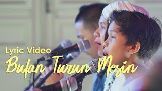 Gen Halilintar - Lyric Video Ramadhan Bulan Turun Mesin in Bahasa & English (Acoustic Ver.)