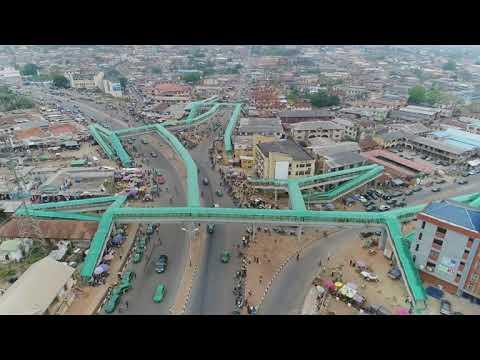 Abeokuta in an amazing city in Ogun State,  Nigeria, Ogun River,  The Ake, Alake, Ogun Rock
