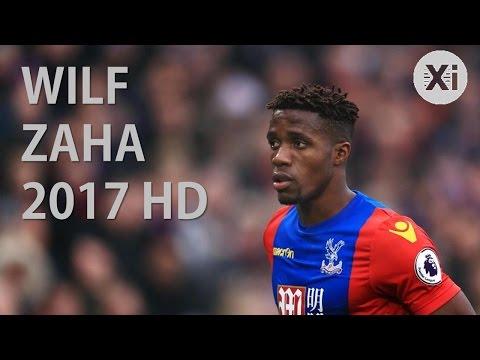 Wilfried Zaha Skills & Goals 2016/17