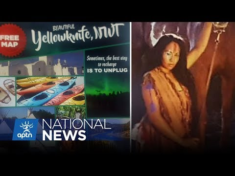 Yellowknife tourism brochure misrepresents Indigenous culture: business owners | APTN News