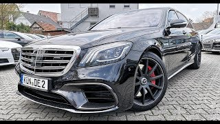 2019 Mercedes S 63 AMG 4Matic+ /Tuned by PP-Performance 740HP