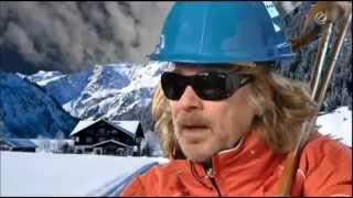 Skilehrer der Kanzlerin Helge Schneider