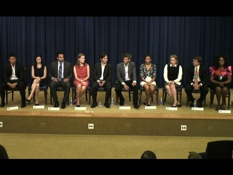 Champions of Change: Young Entrepreneurs