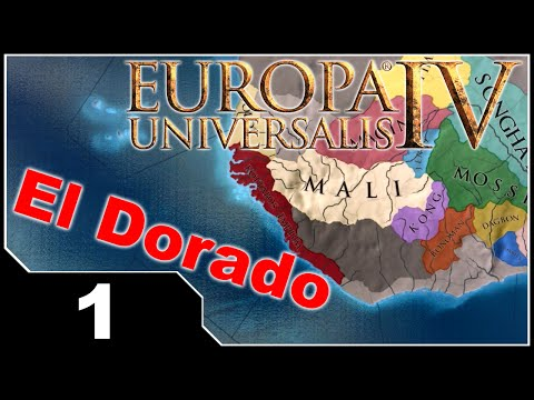 EU4 El Dorado - EP1 Custom Nation Builder