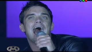 ROBBIE WILLIAMS LET ME ENTERTAIN YOU