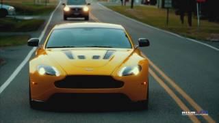 Aston Marton V12 Vantage - Shot in 4k!