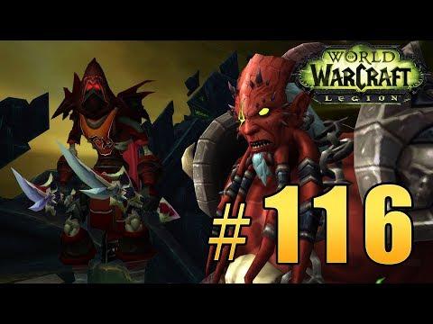 Прохождение World of Warcraft: Legion (WoW) - Разбойник - Кил'джеден - Гробница Саргераса #116