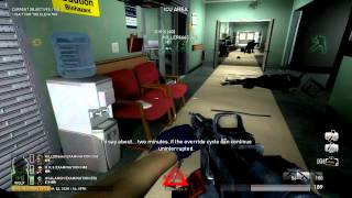 Payday the Heist - No Mercy Full Stealth